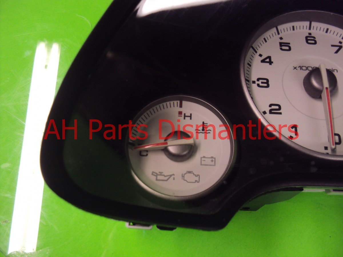 2006 Acura RSX Instrument Gauge SPEEDOMETER CLUSTER MILEAG 78120 S6M A22 78120S6MA22 Replacement