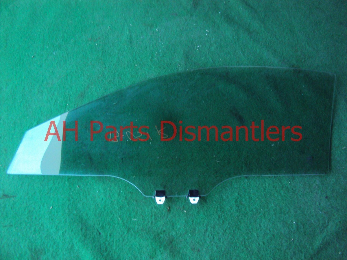 2006 Acura RSX Window Front passenger DOOR GLASS 73300 S6M 010 73300S6M010 Replacement