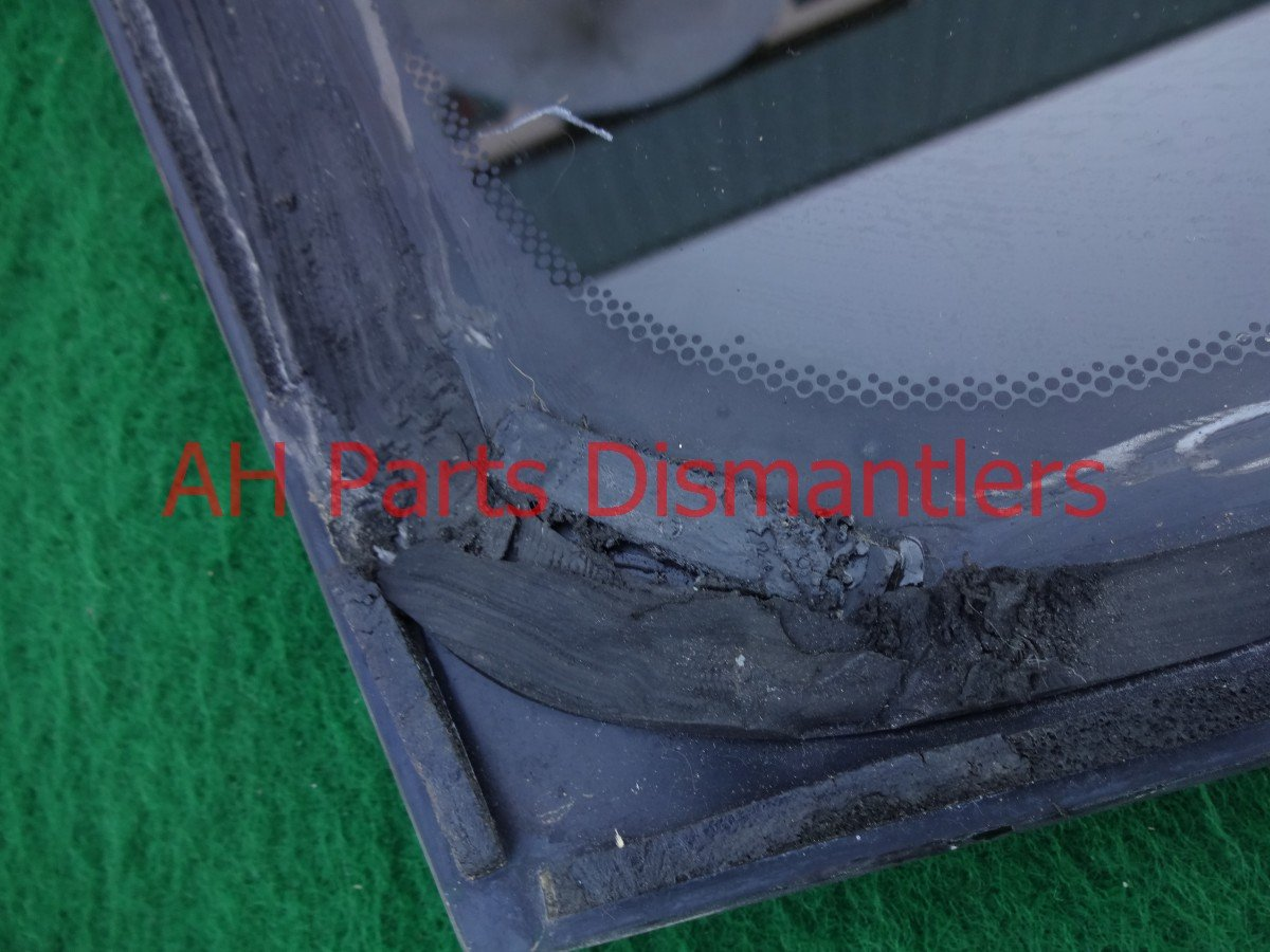 2003 Honda Pilot Passenger QUARTER GLASS WINDOW TINTED 73510 S9V A10 73510S9VA10 Replacement