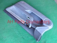 2006 Honda Accord Trim liner Front passenger DOOR PANEL GRAY 83500 SDN A14ZK 83500SDNA14ZK Replacement