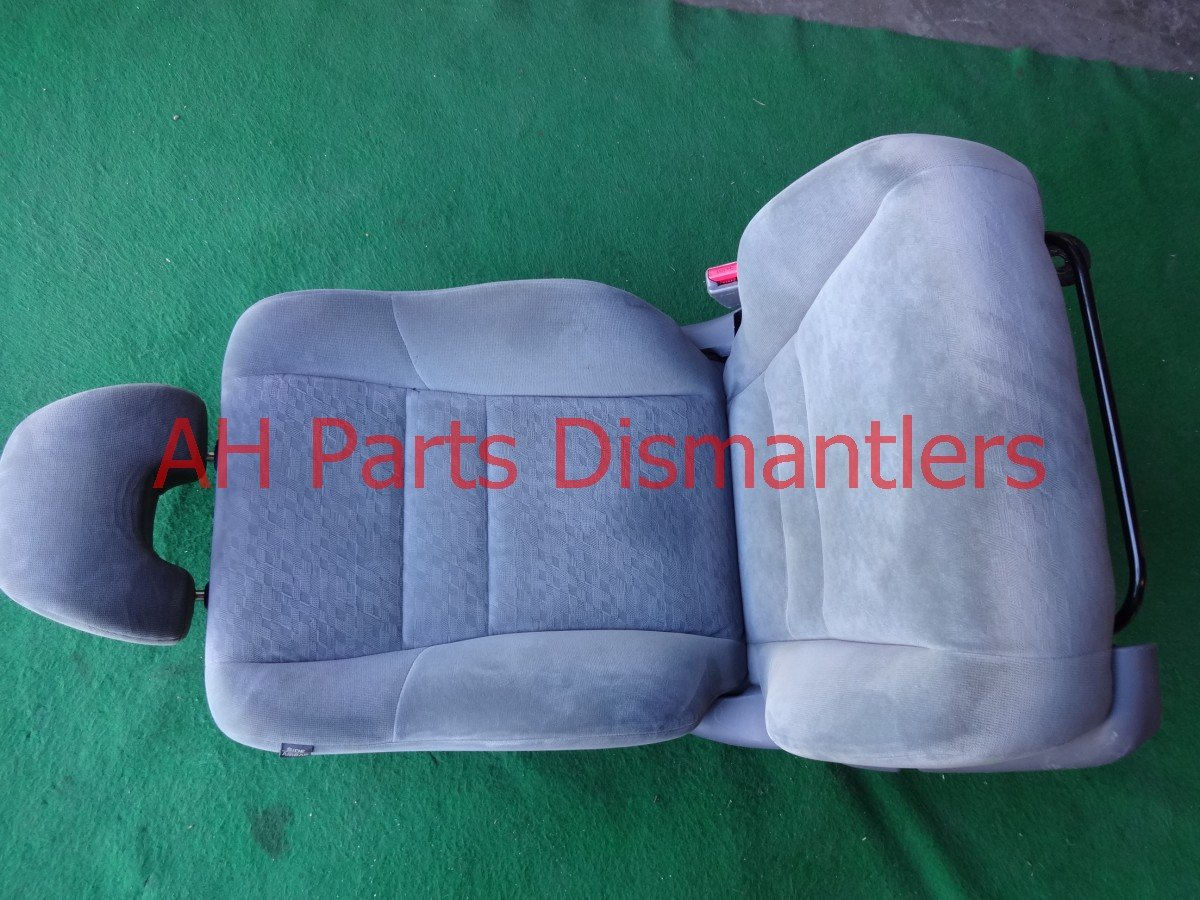 2006 Honda Accord Front passenger SEAT gray cloth nice 04811 SDN A32ZC 04811SDNA32ZC Replacement