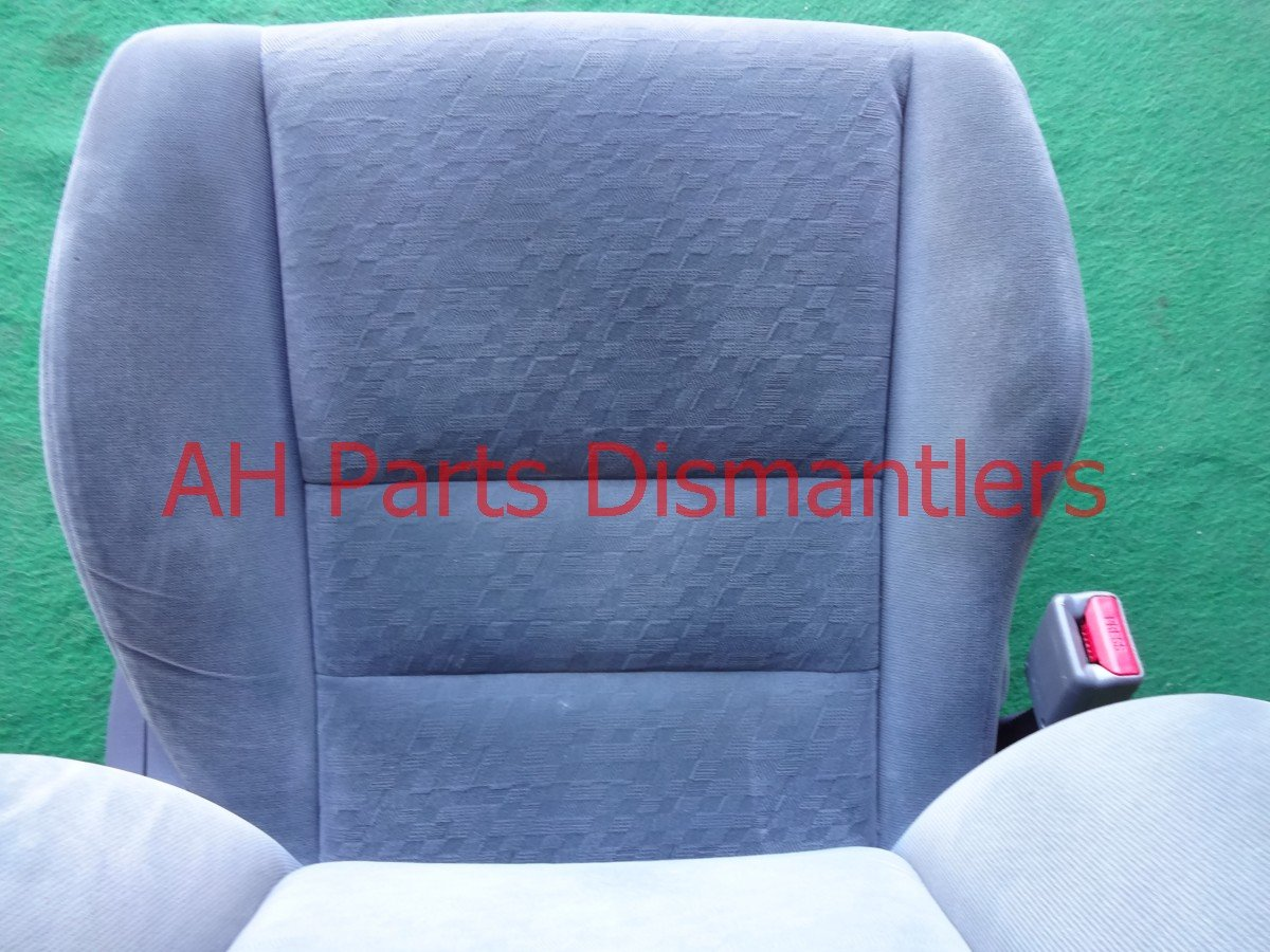 2006 honda accord front driver seat gray cloth nice 81527 sdn a31. Black Bedroom Furniture Sets. Home Design Ideas