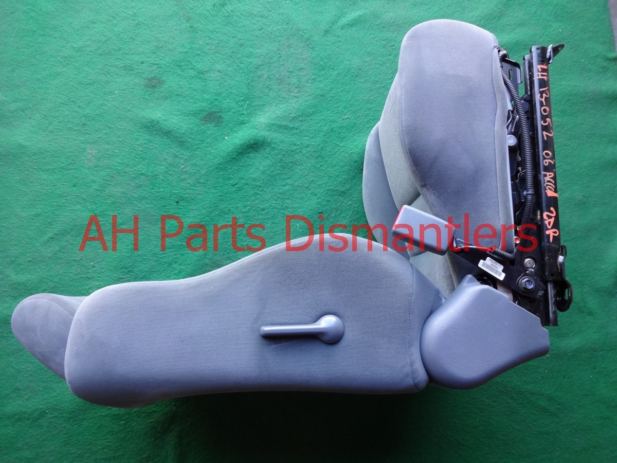 2006 Honda Accord Front driver SEAT gray cloth nice 81527 SDN A31 81527SDNA31 Replacement