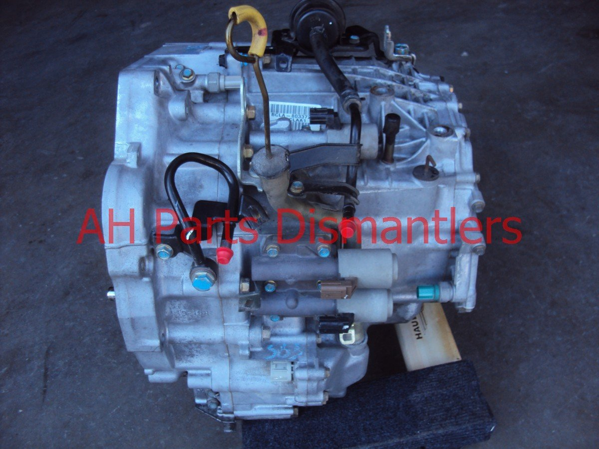 2006 Honda Accord Transmission AT TRANS MILES 99kWARRANTY 6mo Replacement