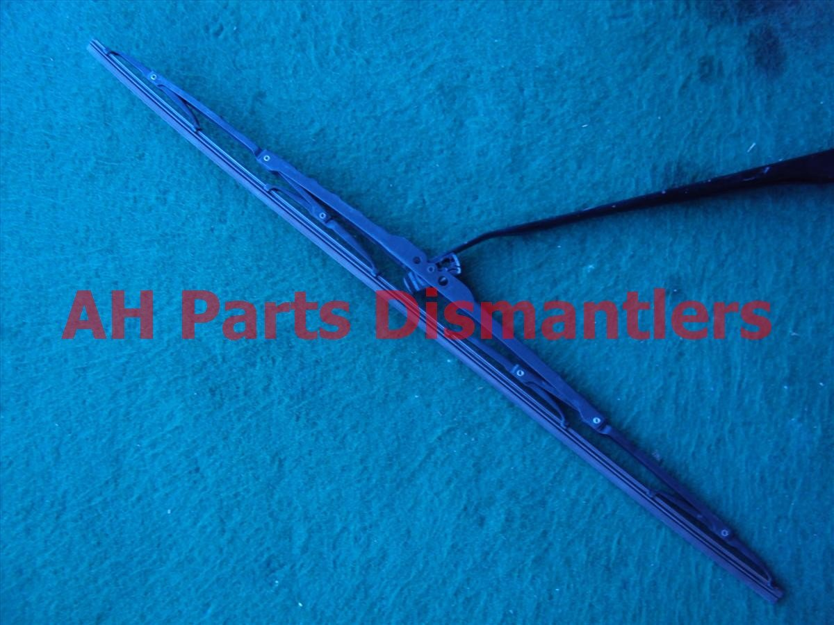 2006 Acura TL Windshield Driver WIPER ARM Replacement