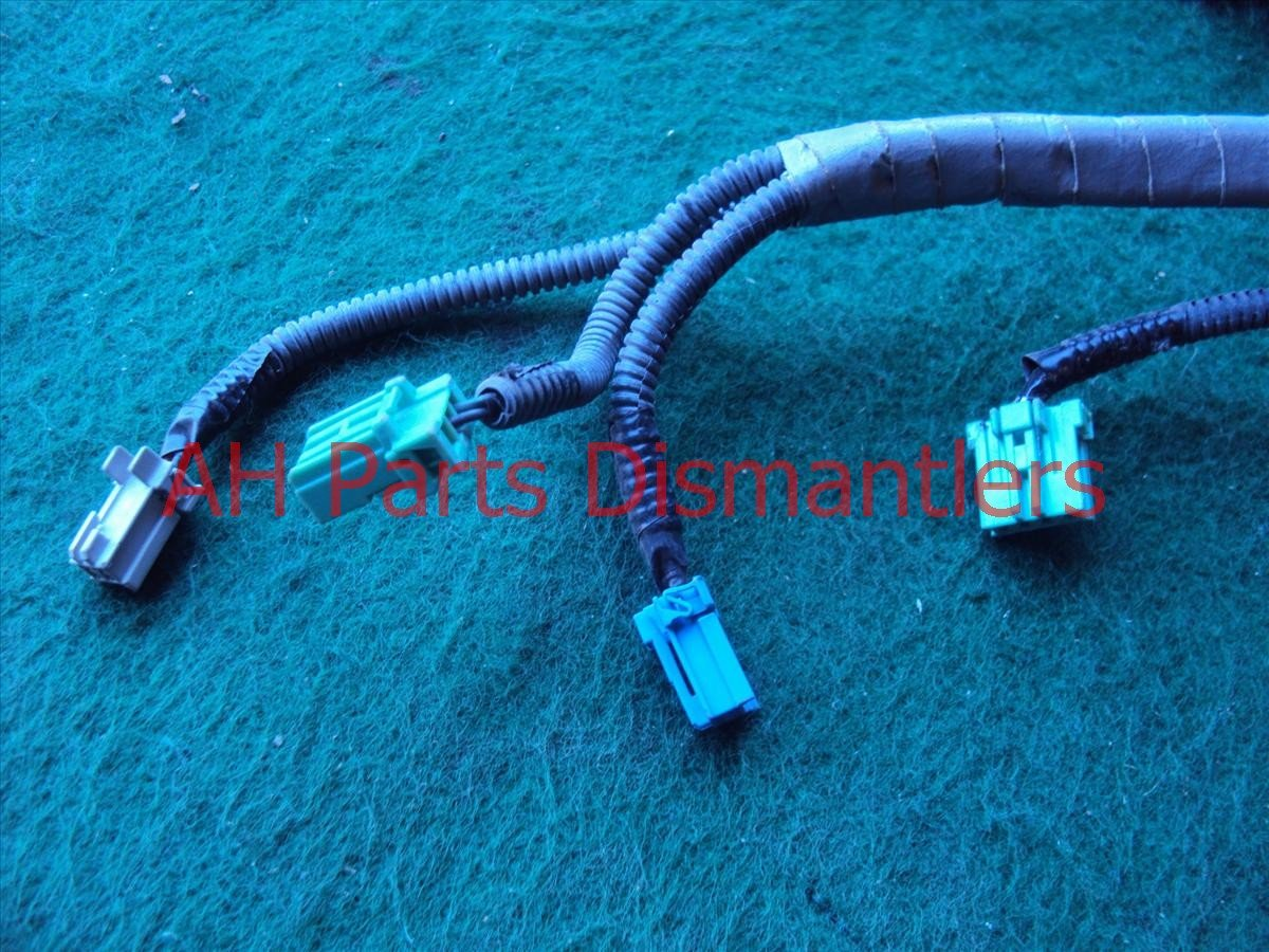 2007 Honda FIT FLOOR WIRE HARNESS 32107 SLN A01 32107SLNA01 Replacement
