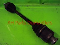 2004 Acura MDX Front passenger AXLE Replacement