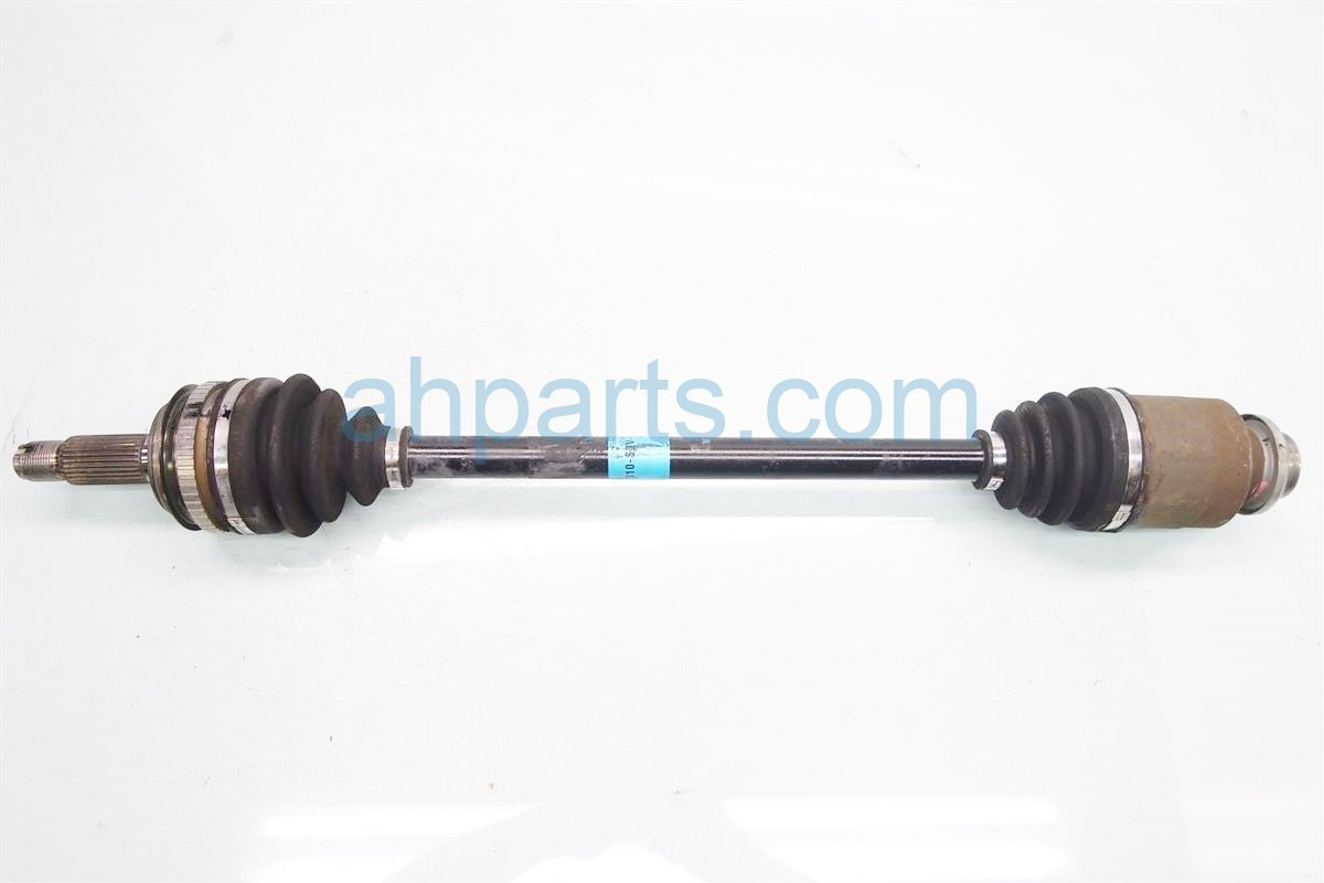 2004 Acura MDX Rear passenger AXLE SHAFT Replacement