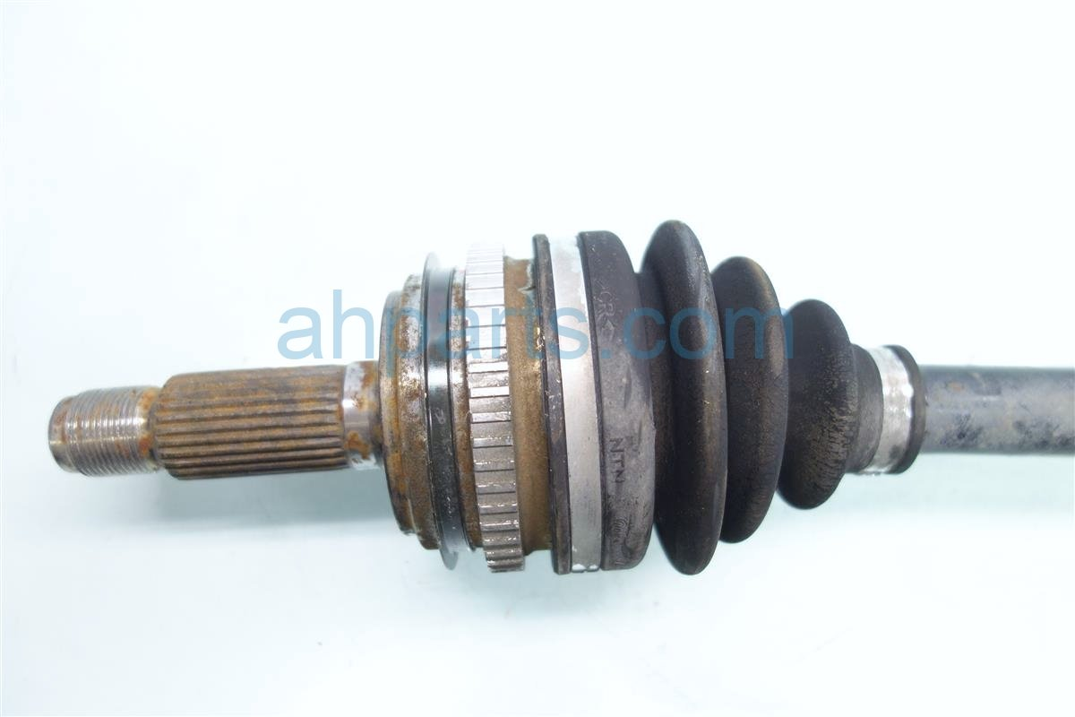 2004 Acura MDX Rear driver AXLE Replacement
