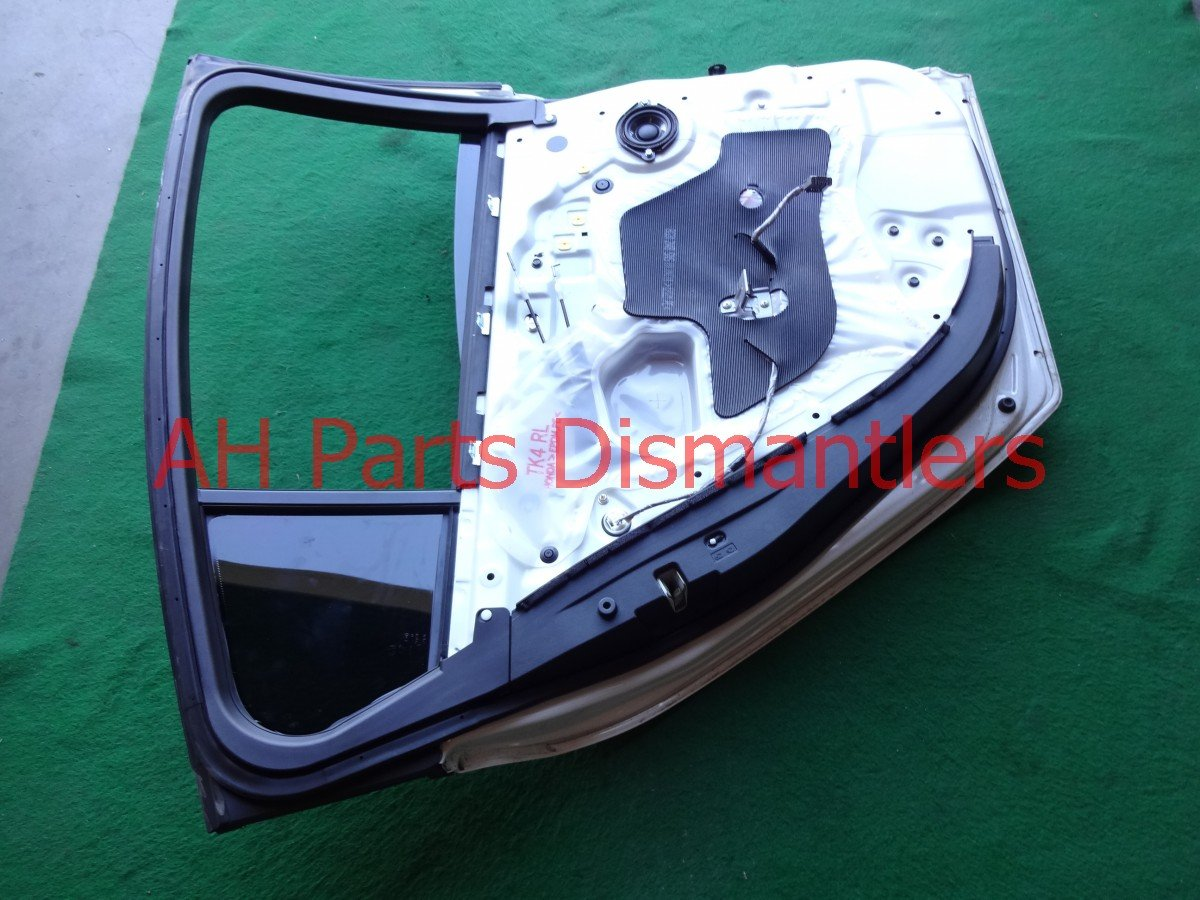 2009 Acura TL 4DR Rear driver DOOR CMPLET TRIM 32754 TK4 A00 32754TK4A00 Replacement