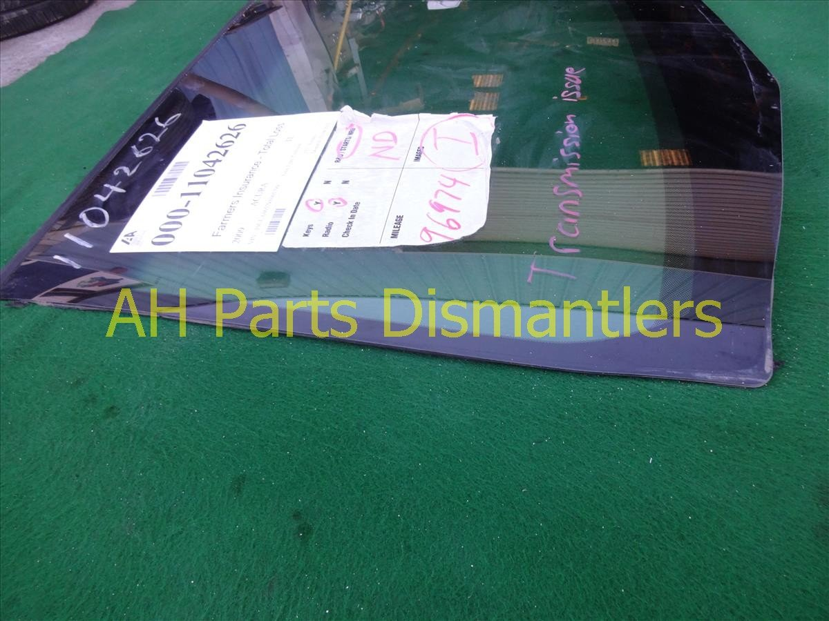 2009 Acura TL Window Glass Front Windshield Replacement