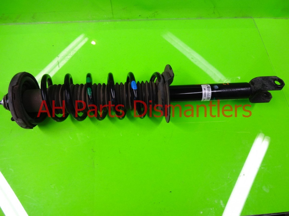 2009 Acura TL Rear driver STRUT N SPRING 52620 TK4 A03 52620TK4A03 Replacement