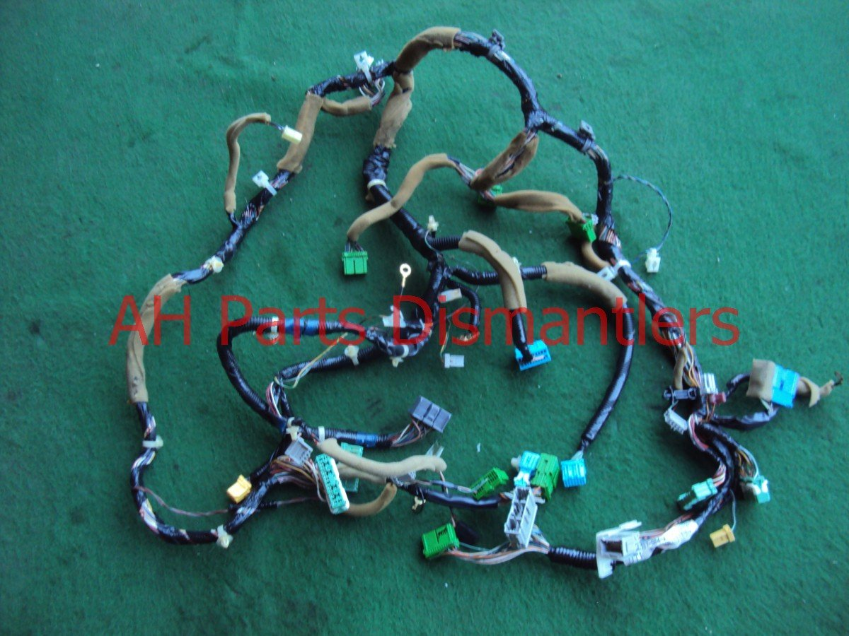 2001 Honda Accord Upper Dash Harness 32117 S84 A90 Replacement