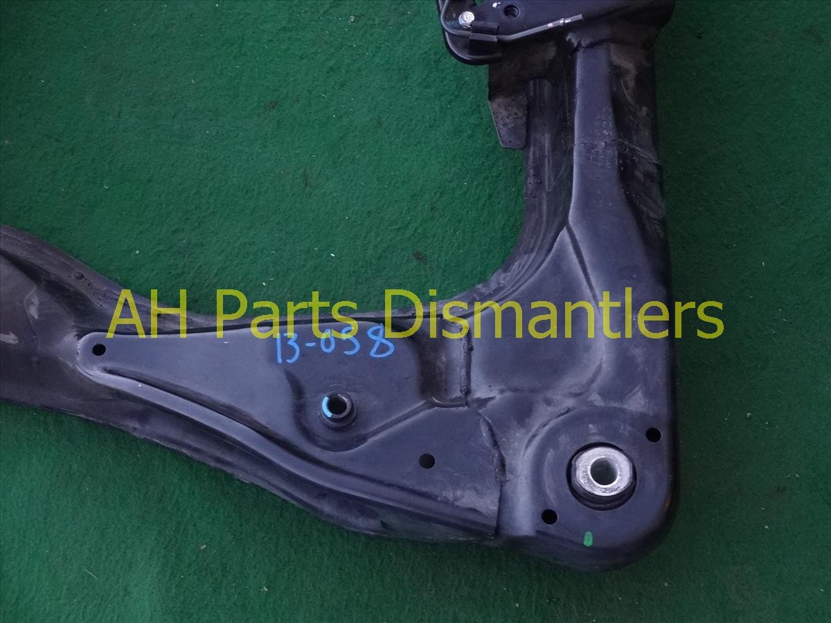2009 Acura TSX Crossmember Front Sub Frame/cradle Replacement