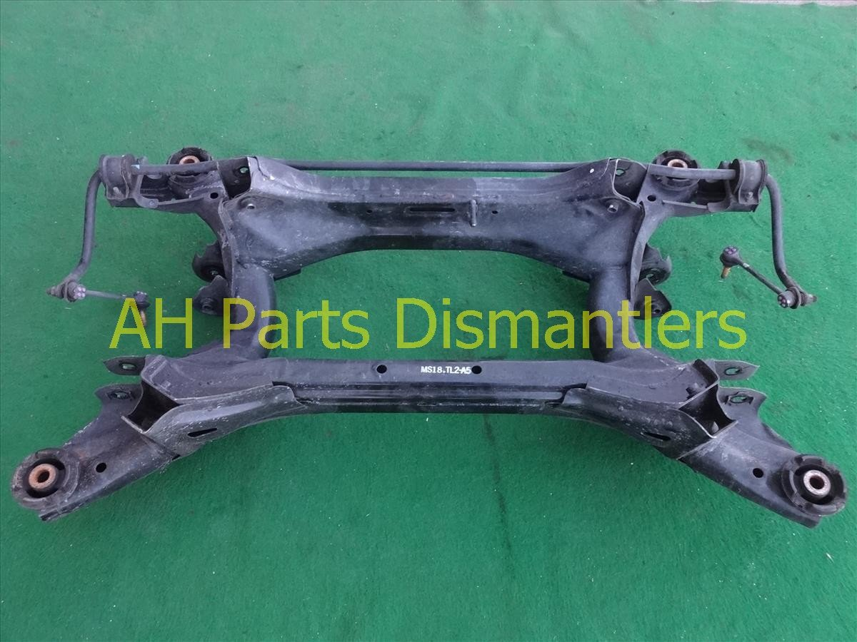 2009 Acura TSX Crossmember REAR SUB FRAME CRADLE 50300 TL2 A50 50300TL2A50 Replacement