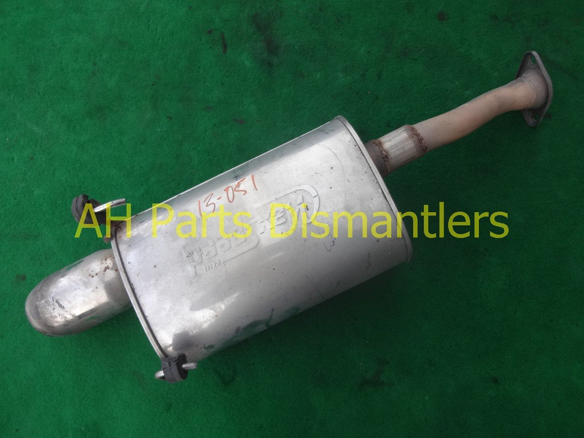 2006 Acura RSX Muffler AFTERMARKET EXHAUST MAXSPEED 18030 S6M A60 18030S6MA60 Replacement