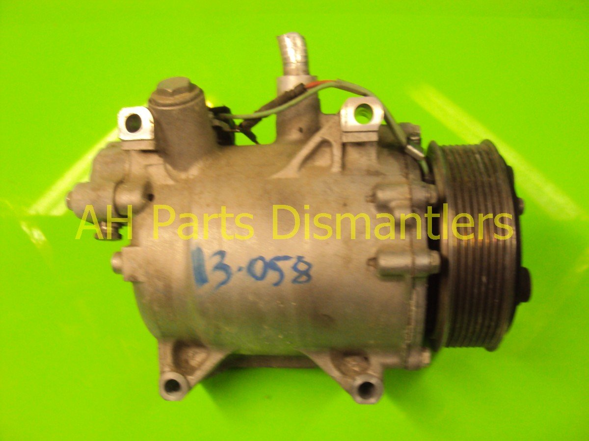 2009 Acura TSX clutch AC PUMP AIR COMPRESSOR 38810 RL5 A02 38810RL5A02 Replacement