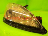 2004 Honda Accord Lamp Driver HEADLIGHT CRACKED Replacement