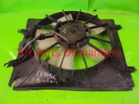 2004 Acura MDX Cooling RADIATOR FAN BROKEN SHROUD CORNER Replacement