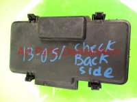 2006 Acura RSX ENGINE FUSE BOX 38250 S6M A02 38250S6MA02 Replacement