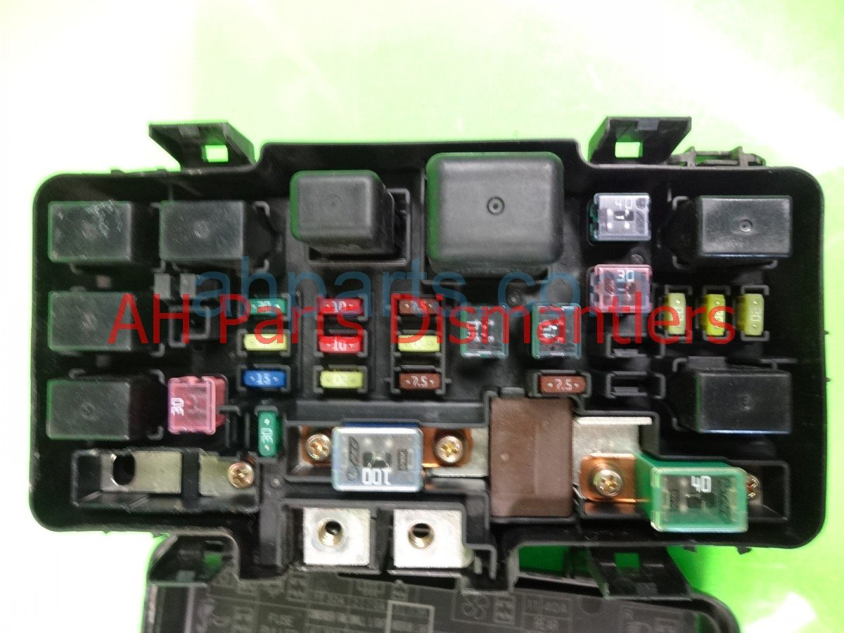 2006 Acura Rsx Fuse Box Wire Data Schema Tsx Alarm Wiring Diagram Engine 38250 S6m A02 Rh Ahparts Com
