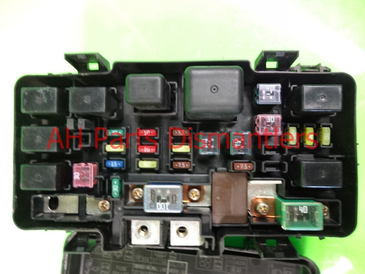 Acura Rsx Fuse Box Location Great Design Of Wiring Diagram 2003 Infiniti M45 Buy 2006 Engine 38250 S6m A02 2009 Tsx