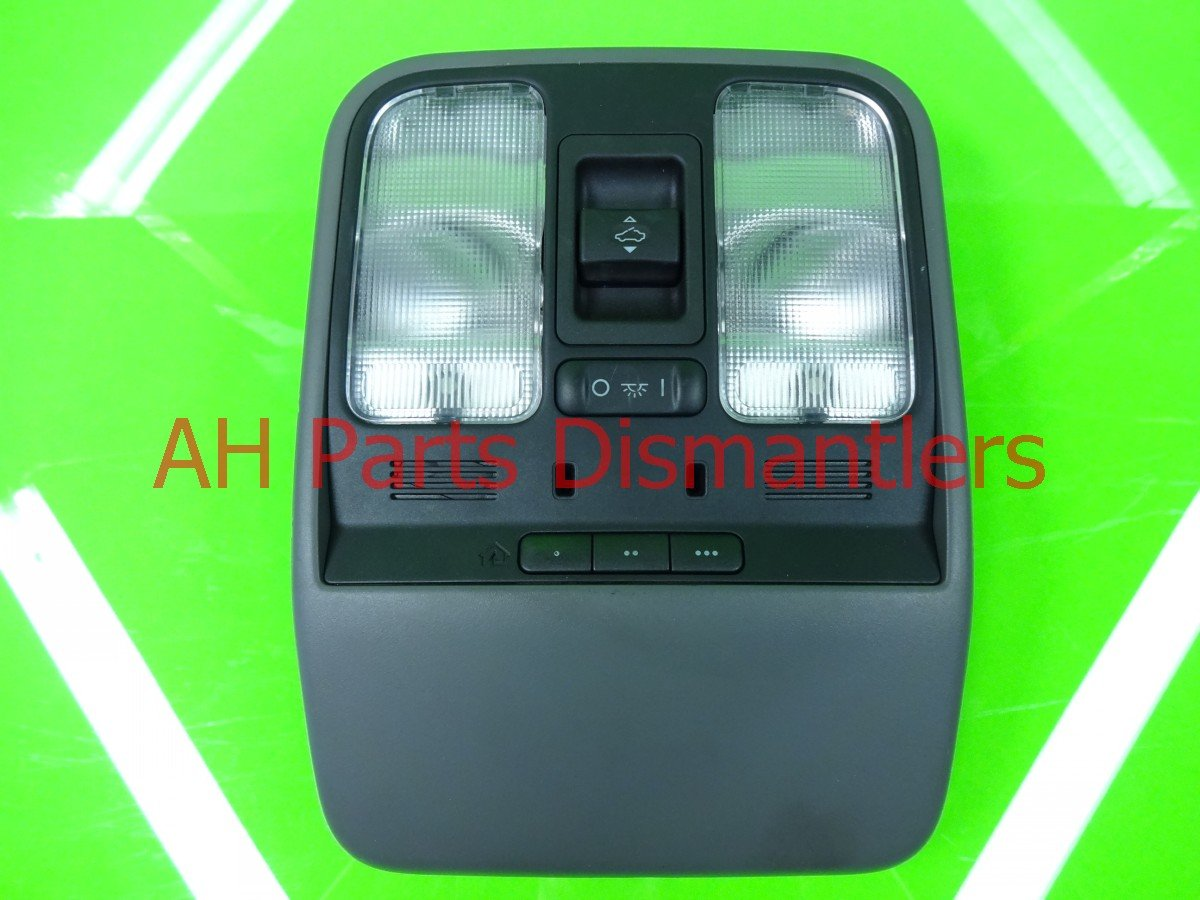 2005 Acura TL MAPLIGHT GRAY NO BLUETOOTH MODULE Replacement