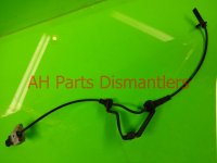 2009 Acura TL Rear driver ABS SENSOR 57470 TK4 A02 57470TK4A02 Replacement