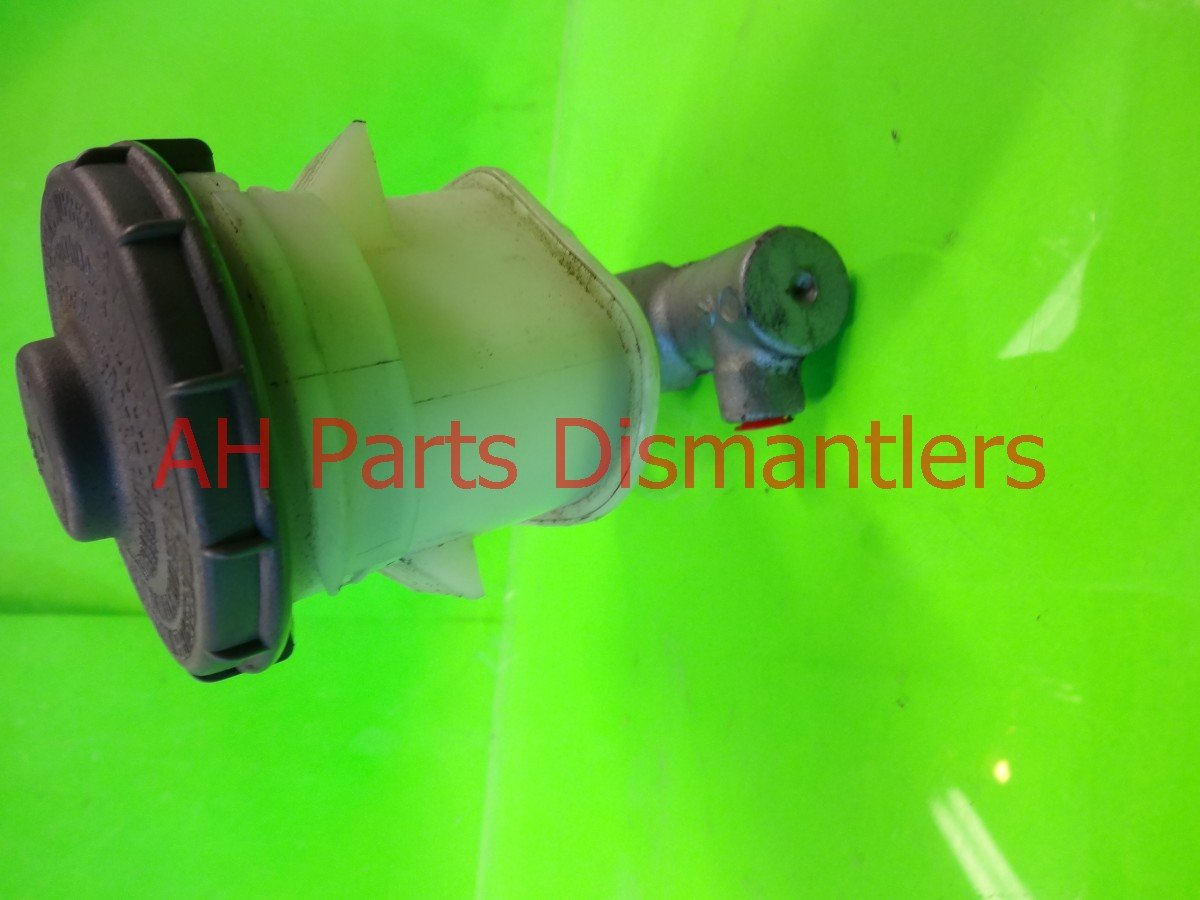 2006 Honda Accord Master MSTR BRAKE CYLINDER Replacement