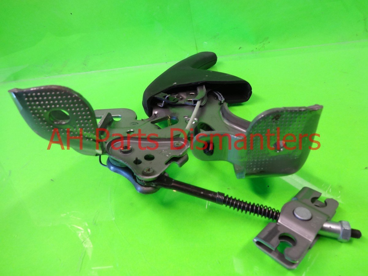 2009 Acura TL Master cylinder E BRAKE LEVER BLACK Replacement