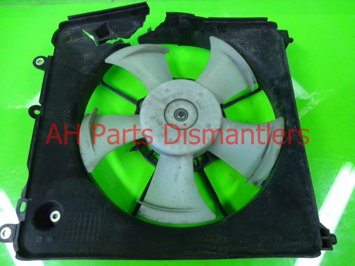 2010 Honda Insight Cooling RADIATOR FAN WORKS Replacement