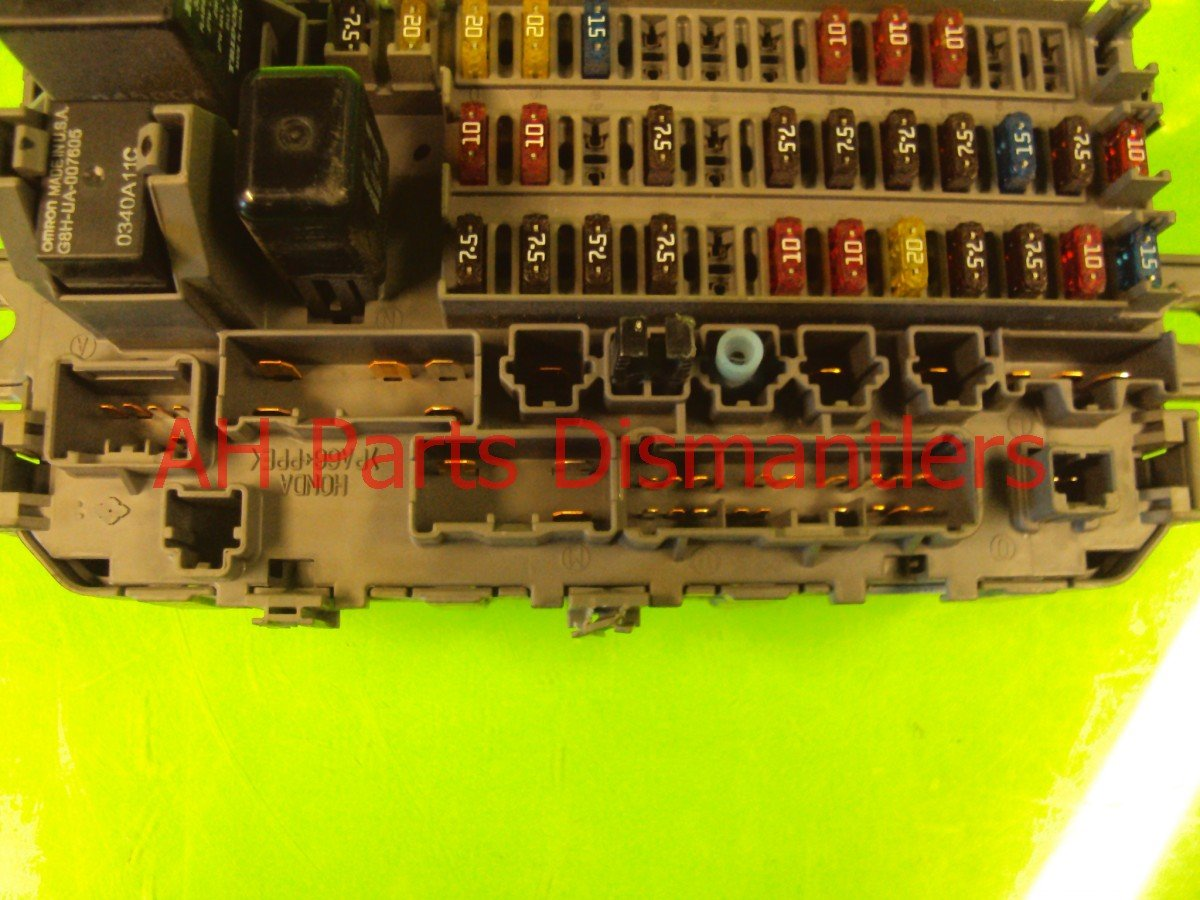 2000 Honda Civic Box Dash Fuse 38200 S04 A01 Replacement