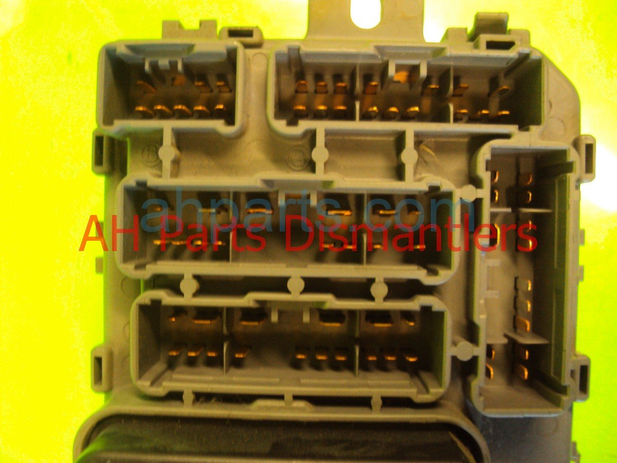Honda Fuse Box Price Trusted Wiring Diagrams 2009 Accord Product U2022 2001