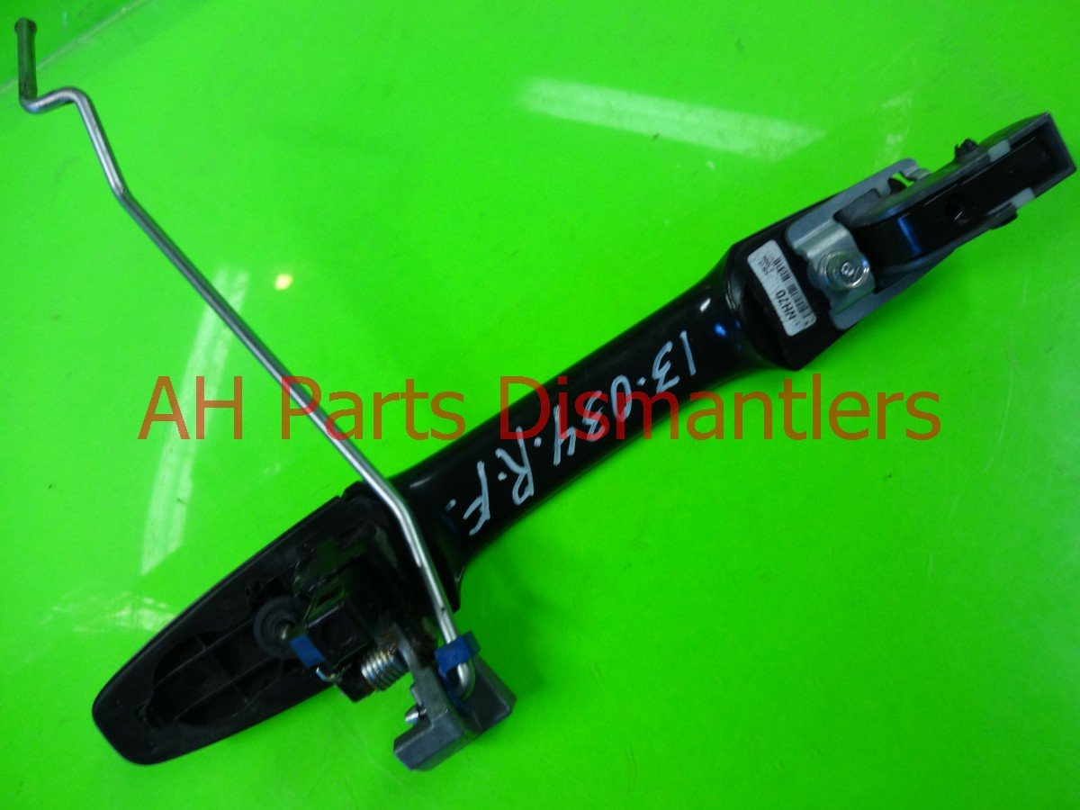 2011 Honda Pilot Outside Exterior door Front passenger EXT DR HANDLE 72140 SNE C01 72140SNEC01 Replacement