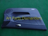 2003 Honda Accord Trim liner Front driver DOOR PANEL CMPLET SWITCH gray 83550 SDA A62ZB 83550SDAA62ZB Replacement