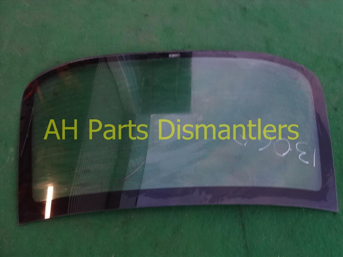 2003 Honda Accord Rear BACK GLASS WINDSHIELD Replacement