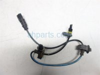 2012 Honda Civic Front Driver Abs Sensor Replacement