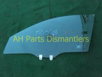 2005 Acura TSX Front driver DOOR GLASS WINDOW 73350 SEA Q00 73350SEAQ00 Replacement