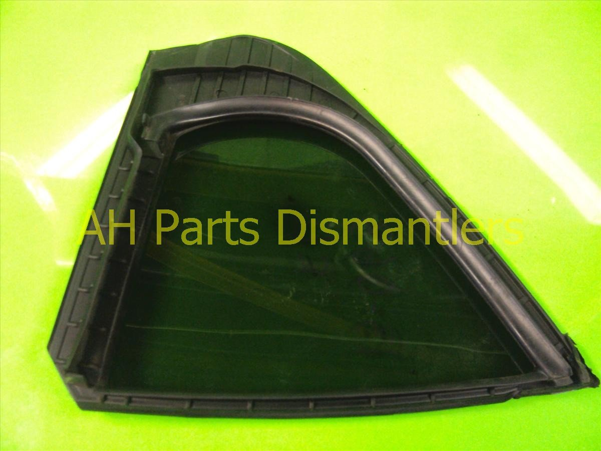 2005 Acura TSX Door 4DR Rear driver VENT GLASS WINDOW tinted 73455 SEC A01 73455SECA01 Replacement