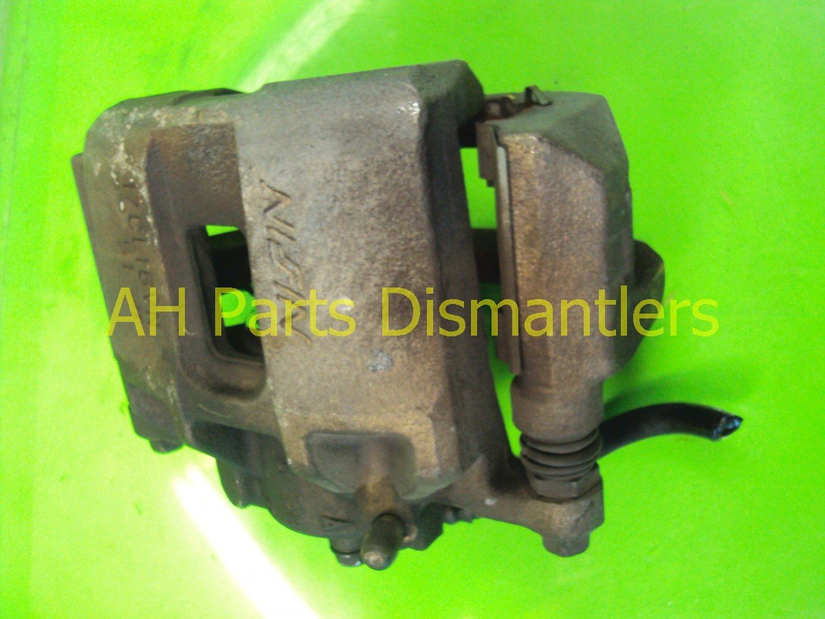 2005 Acura TSX Front passenger BRAKE CALIPER Replacement