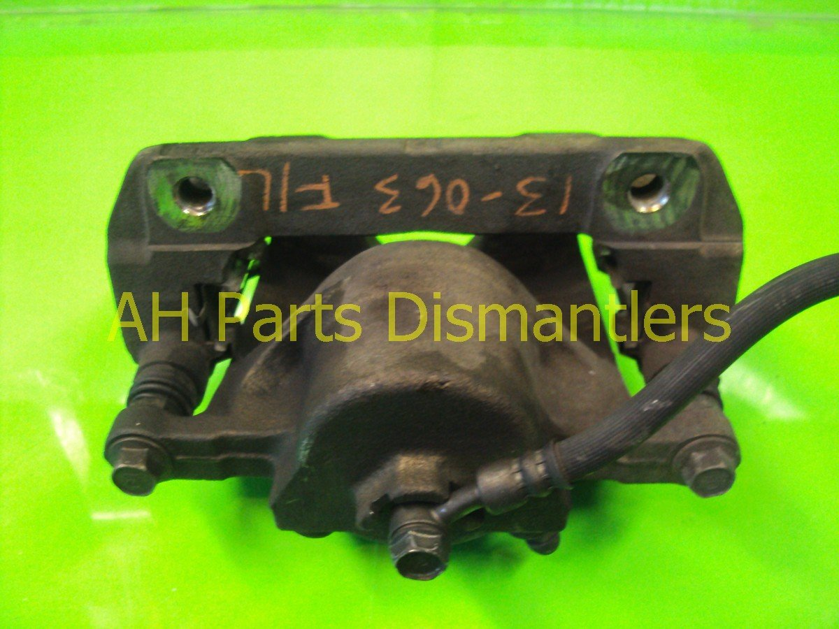 2005 Acura TSX Front driver BRAKE CALIPER Replacement