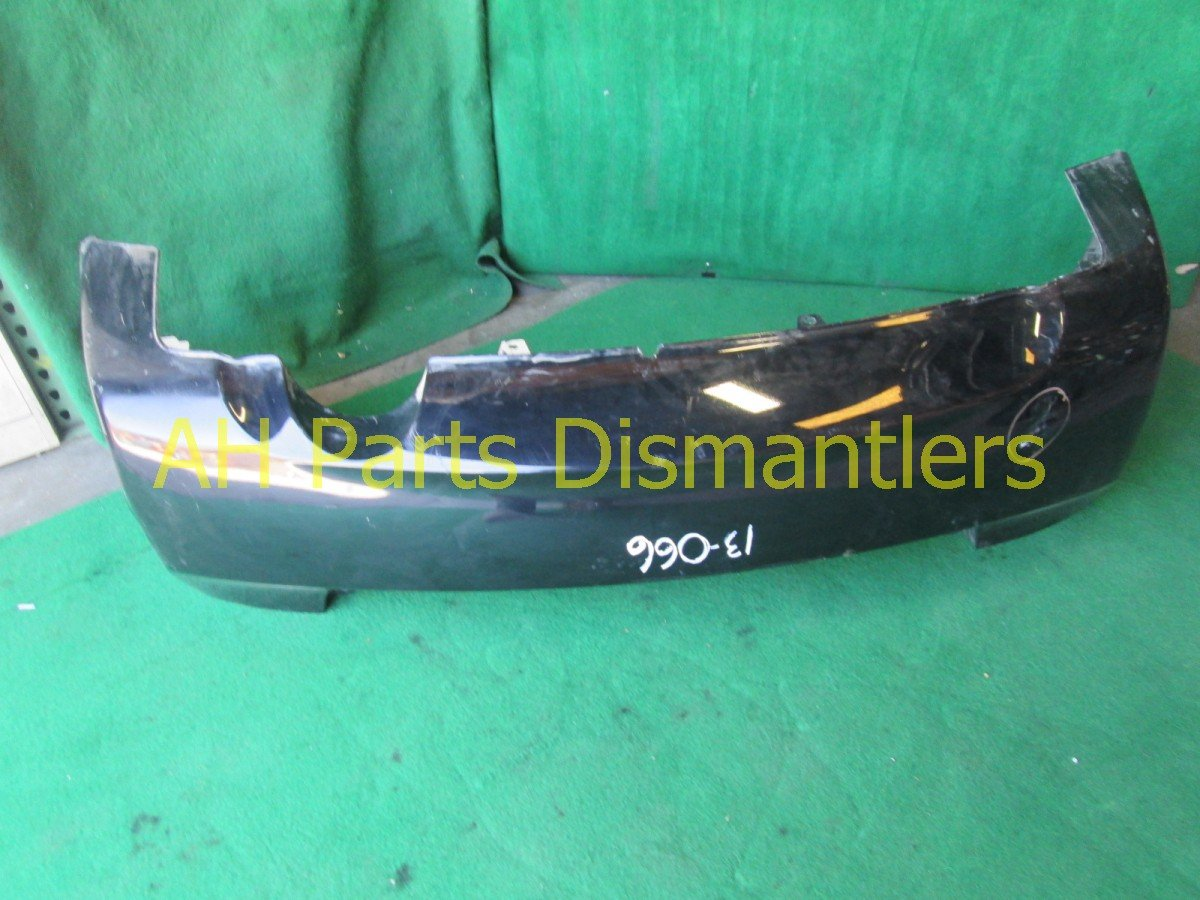 2009 Honda Civic REAR BUMPER COVER ONLY small dent 4715 SNX A90ZZ 4715SNXA90ZZ Replacement