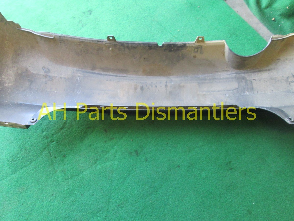 2009 Honda Civic Rear Bumper Cover Only Small Dent 4715 SNX A90ZZ Replacement