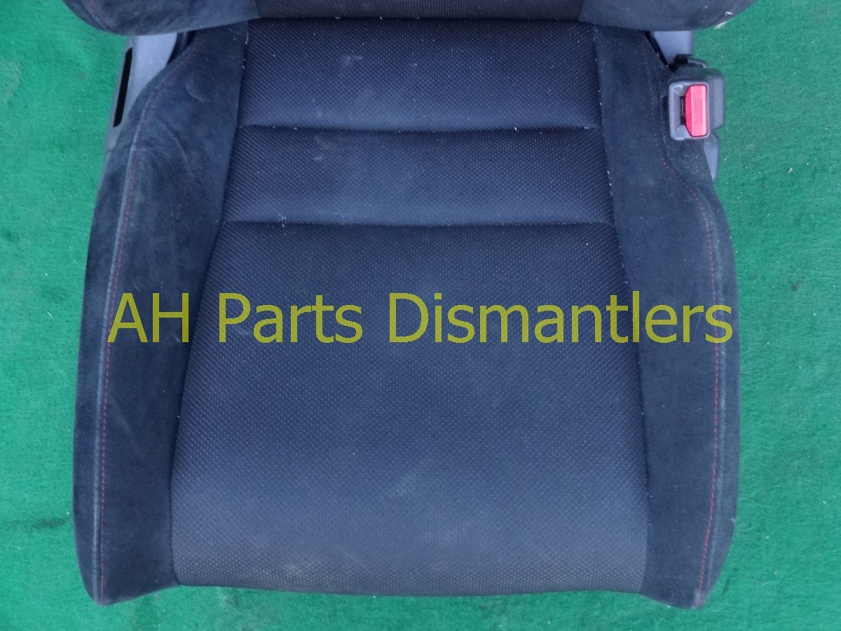 2009 Honda Civic Front Passenger Seat Si ,srs Sold Separate Replacement