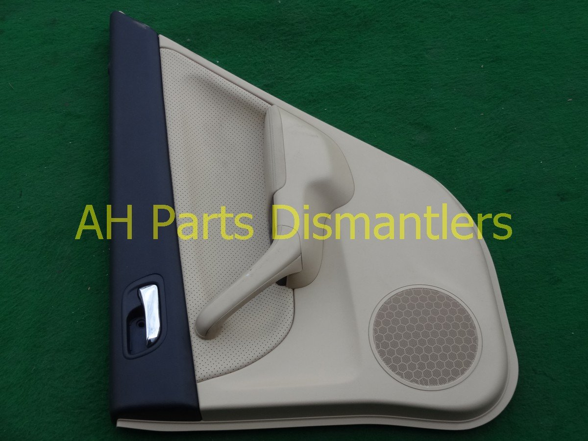 2004 Acura TSX Trim liner Rear passenger DOOR PANEL CMPLET tan Blk 83704 SEC A01ZC 83704SECA01ZC Replacement