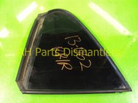 2005 Acura TSX Door Window / Rear Passenger Vent Glass   Tinted Replacement
