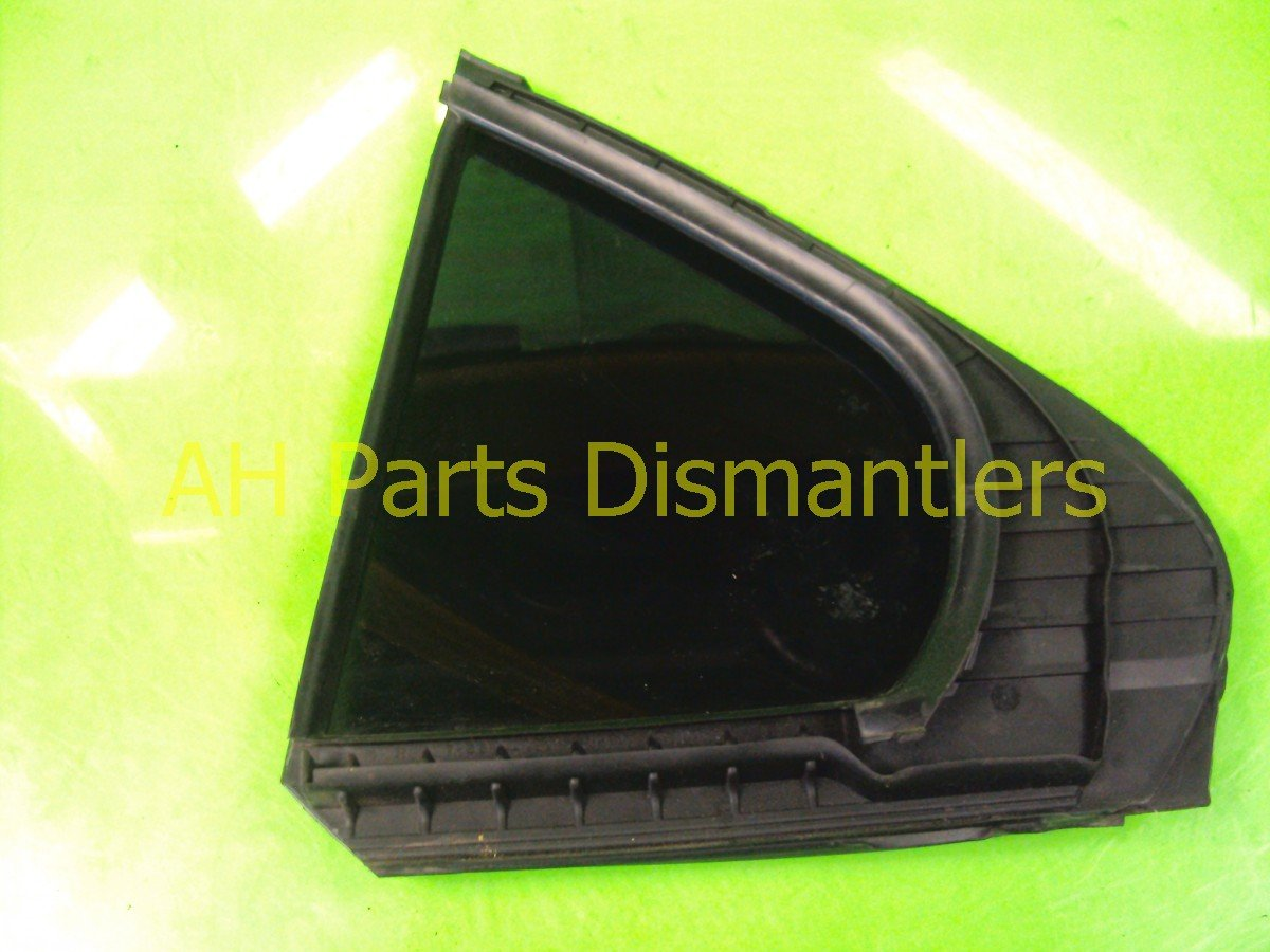 2004 Acura TSX Door 4DR Rear passenger VENT GLASS WINDOW tinted Replacement