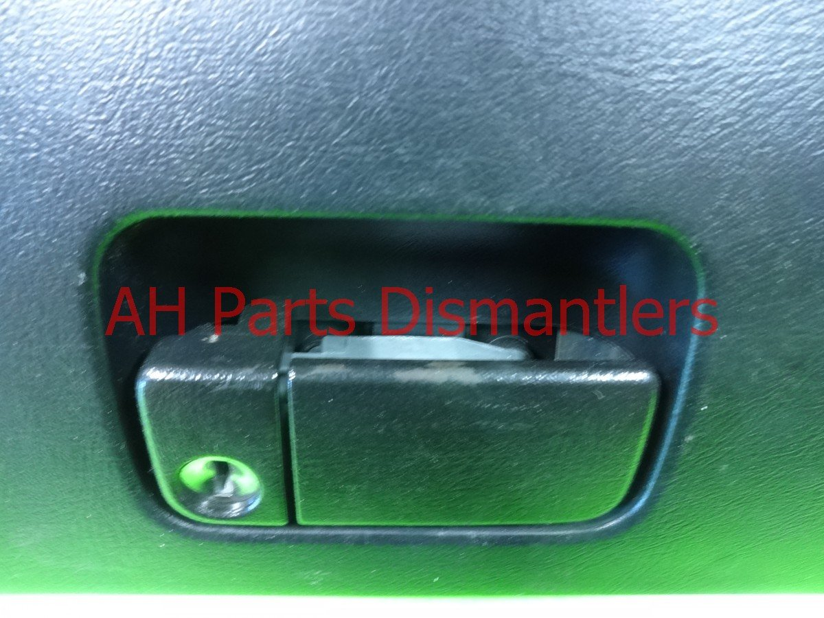 1996 Acura Integra Compartment Glove Box, Blk, 1 Small Scrtch 77500 ST7 A02ZA Replacement
