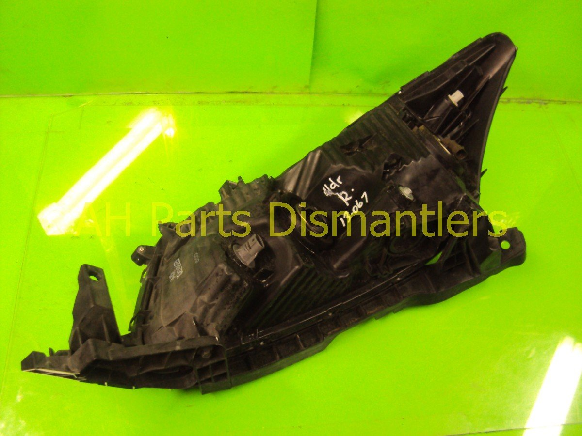 2009 Honda Accord Headlight Passenger HEAD LIGHT LAMP 33100 TA0 A01 33100TA0A01 Replacement