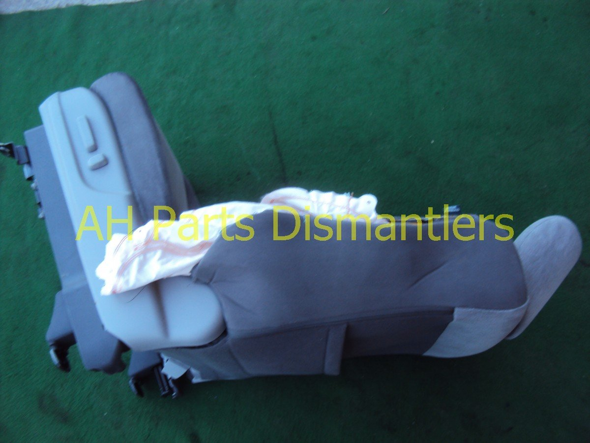 2009 Honda Accord Front driver SEAT gray cloth power blown bag 04815 TA6 A00ZB 04815TA6A00ZB Replacement